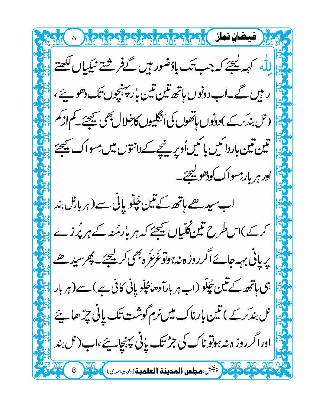page No 8