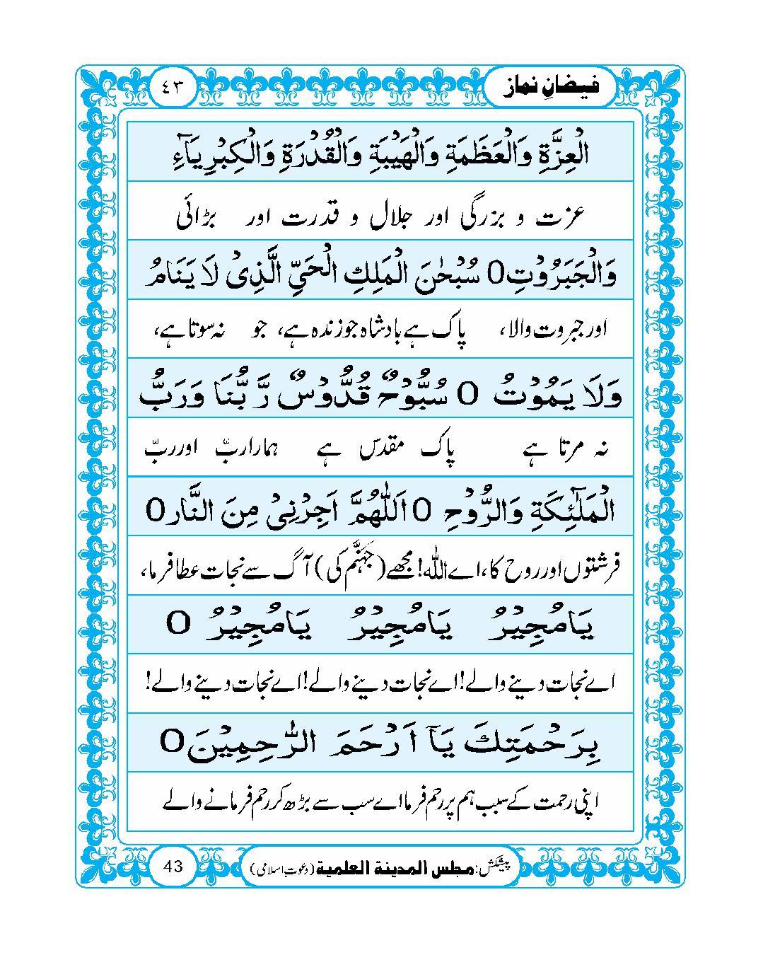 page No 43